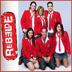 Rebelde 2013 no SBT – Capítulos