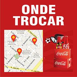 Onde Trocar Garrafinhas da Promoção Minigarrafinhas Coca-Cola