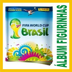Álbum de Figurinhas da Copa do Mundo Brasil 2014