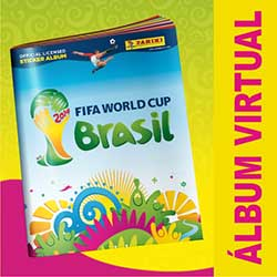 Álbum Virtual da Copa do Mundo FIFA 2014
